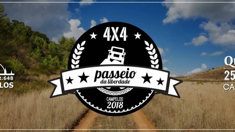 PASSEIO TT CAMPELLO – DIA 25 DE ABRIL