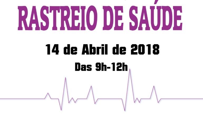 Abril – mês da saúde