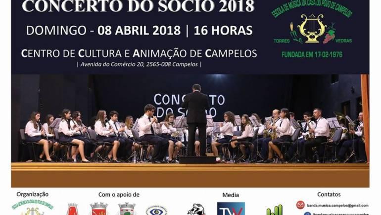 Concerto do Sócio da BMCPC