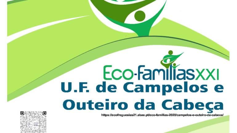 Concurso Eco-Famílias XXI 2020 até 30 novembro
