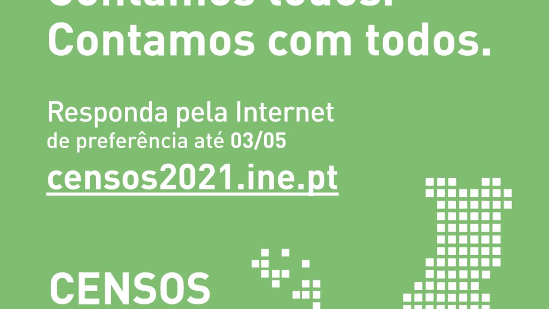 CENSOS 2021 | INFORMAÇÃO