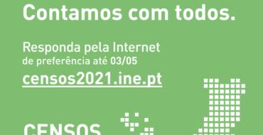 CENSOS 2021   INFORMAÇÃO